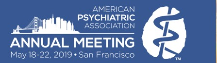 APA Annual Meeting: May 18-22 San Francisco